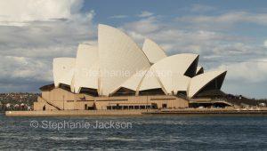 Iconic buildings, Sydney opera house in NSW Australia