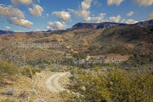 Gammon Ranges National Park in northern / outback South Australia