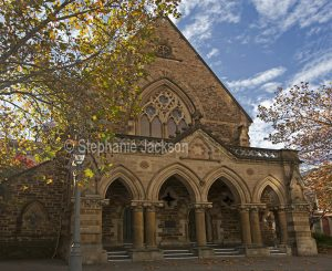 Church in the city of Adelaide, South Australia.