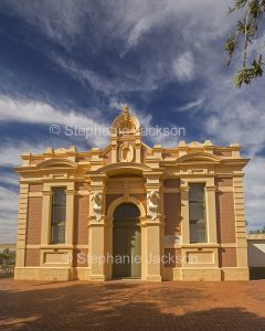 19th century town hall in Quorn in northern South Australia